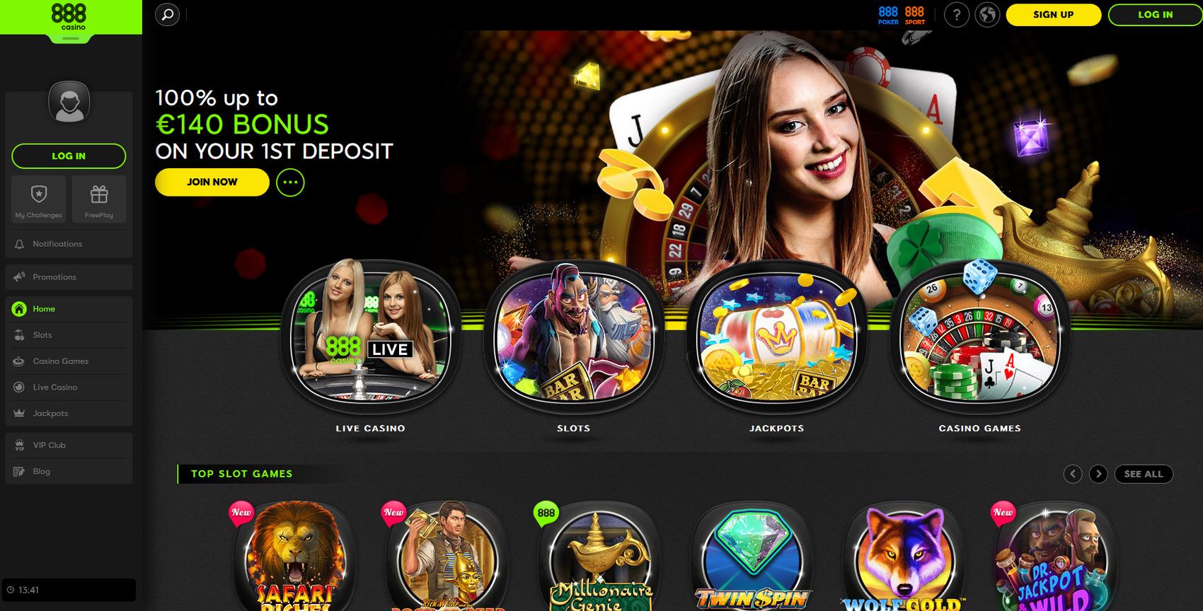 888Sport UK Casino Review