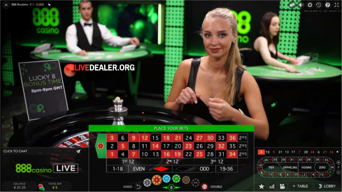 888 online casino roulette