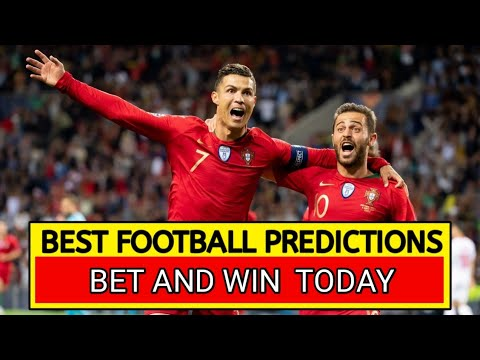 Betting predictions soccer today ufc betting odds 1563