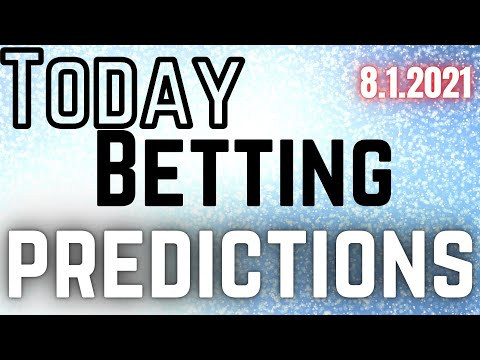 sports betting predictions today